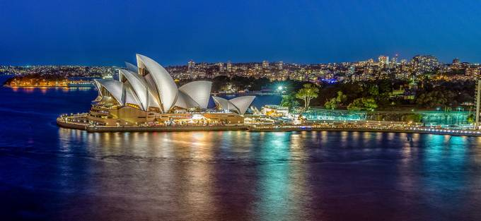 The Sydney Opera House by JoeS - Around the World Photo Contest