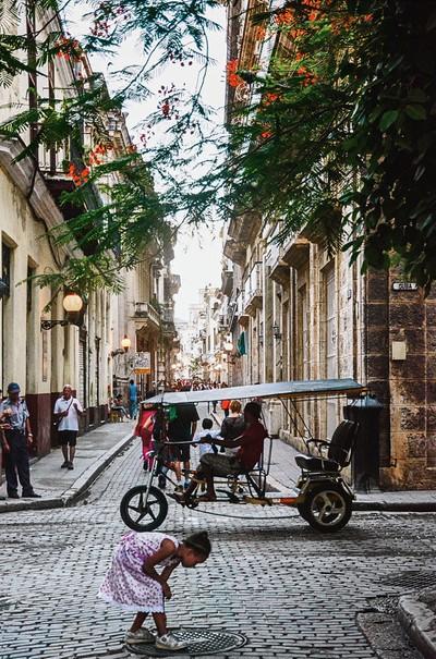 My Havana in Cobble Stones