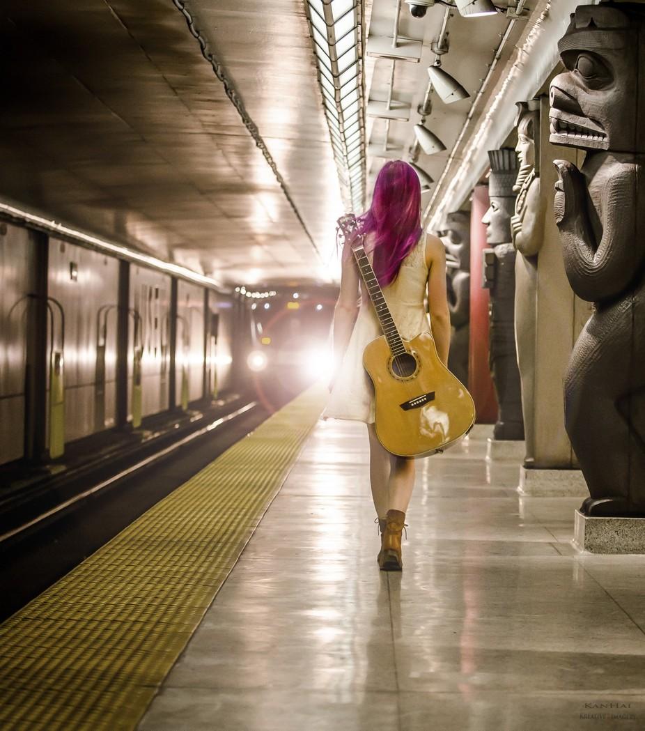 Traveller by neilkanhai - A Hipster World Photo Contest