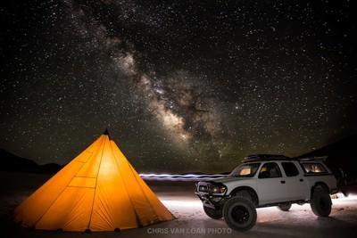 Midnight Encampment