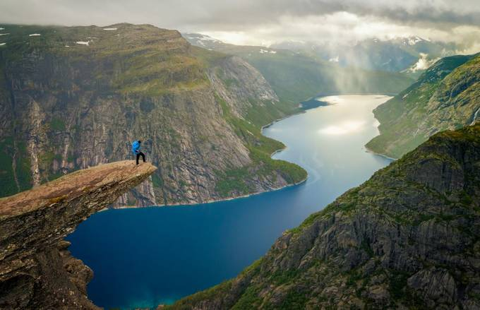 Trolltunga by marcbaechtold - Discover Europe Photo Contest