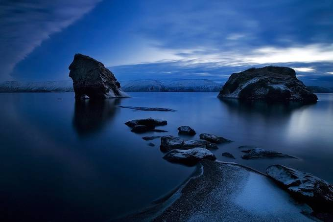 Blues by BRIN - The Blue Hour Photo Contest