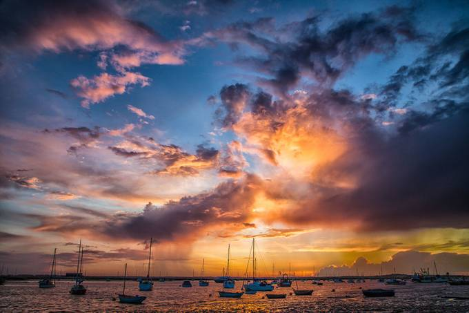 mersea-sky by bazzaboy09 - Cloud Painting Photo Contest