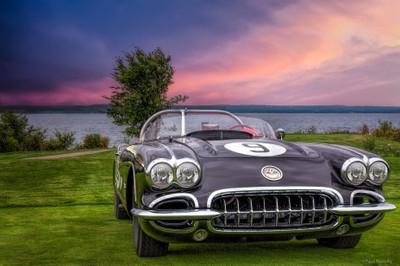 Concours Corvette