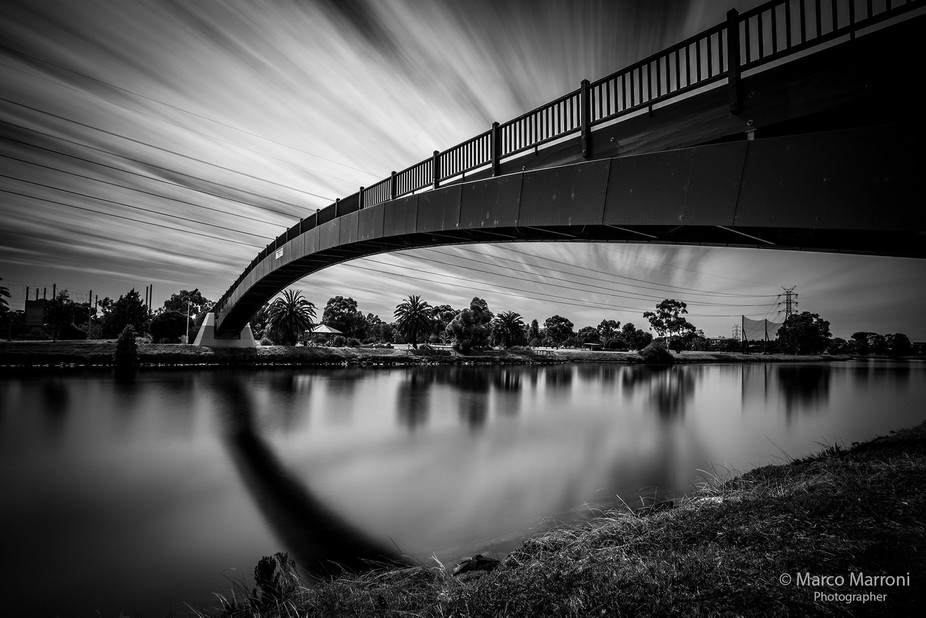 Bridge - Long exposure
