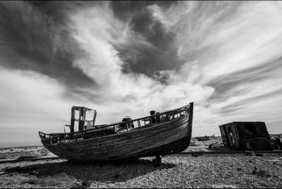 Abandoned in Dungeness