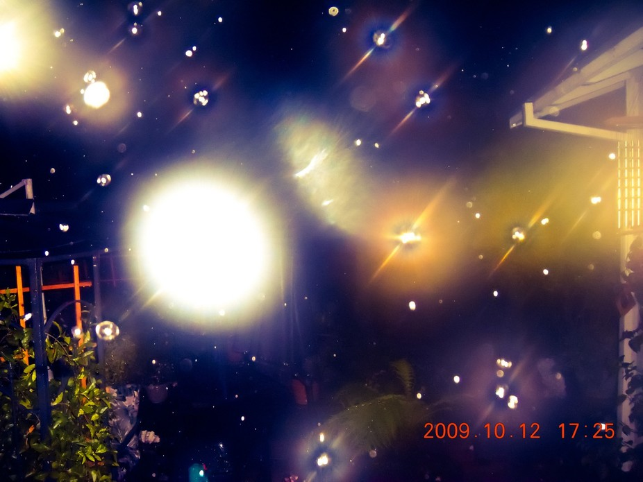 Light present\'s  Inter-Dimensional..