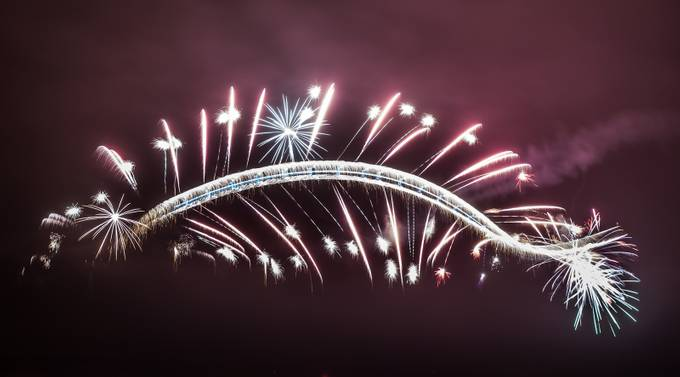 Happy New Year from ViewBug!