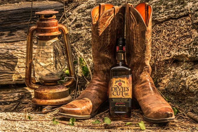 Jim Beam . . . A Cut Above The Rest! by Teri_Reames - Commercial Style Photo Contest