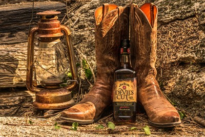 Jim Beam . . . A Cut Above The Rest!