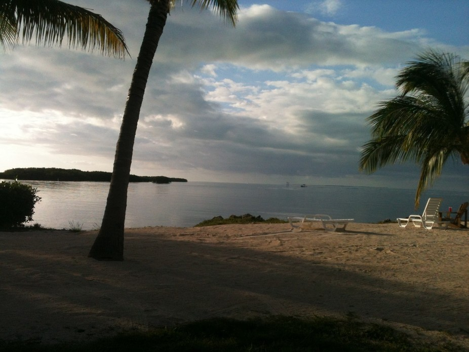 I spent a week in the Florida Keys in December 2011. I must say...it was like paradise!