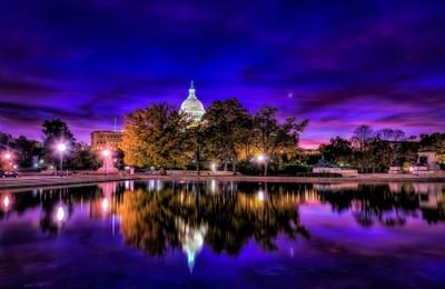 Capitol - Pre-Dawn