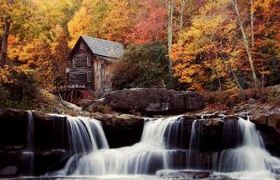 Glade Grist Mill West Virginia