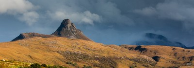 Stac Pollaidh from the west