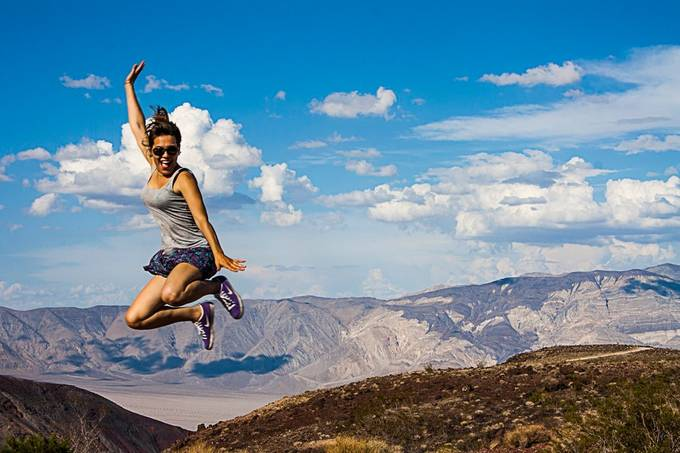 Jump! by creativevi - Healthy Lifestyles Photo Contest
