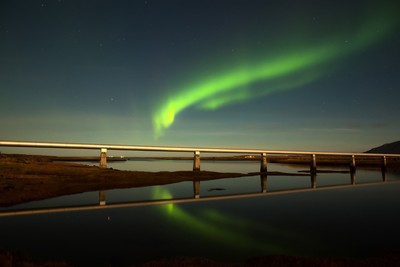 one Night in Iceland