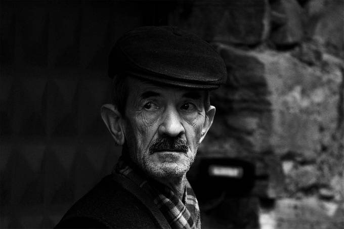 Past by ahmetunal - Street Portraits Photo Contest