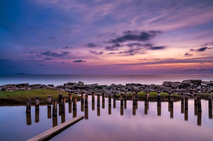 The Twilight by erictai - Tripod Required Photo Contest