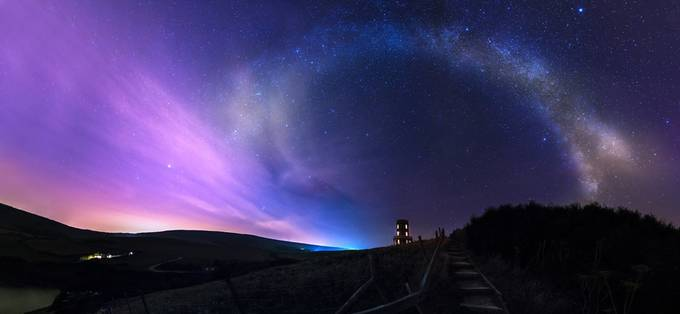Pro Tip: How To Take A Great Milky Way Photo