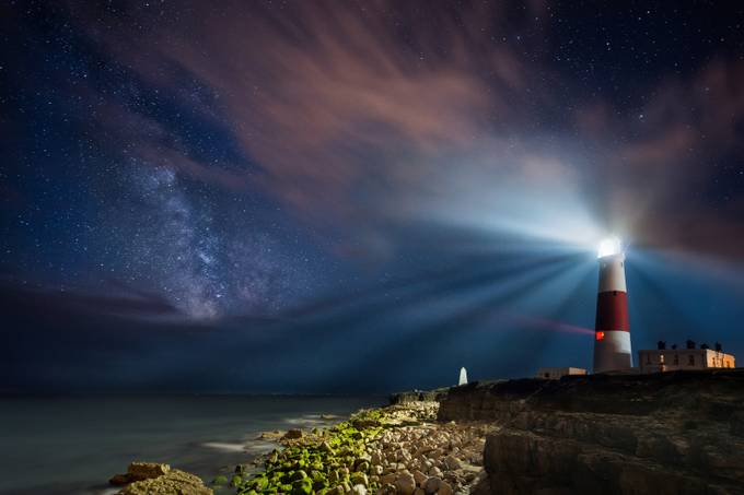 Portland Bill - The Shining Final by ollietaylorphotography - Layers and Composition Photo Contest