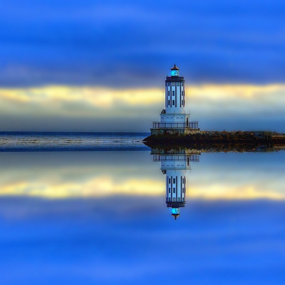 Unreal by Athena_B - A World Of Blue Photo Contest