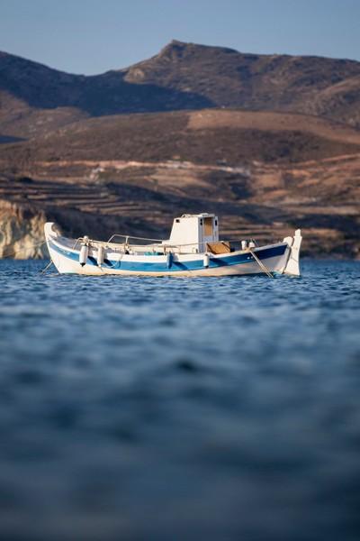 Apolonia Milos island Grece