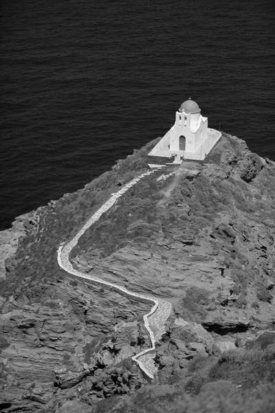 Sea church  Grece