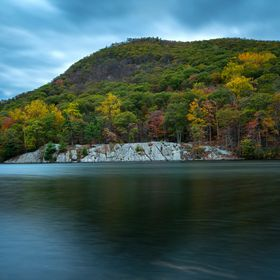 Fall colors at Bear mountain NY