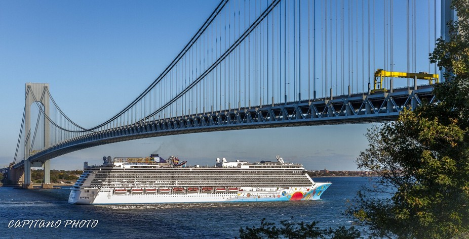 Norwegian Breakaway, which debuted in April 2013, is a New York City-inspired ship that sails yea...