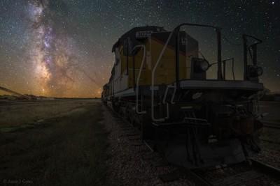 Cosmic Train