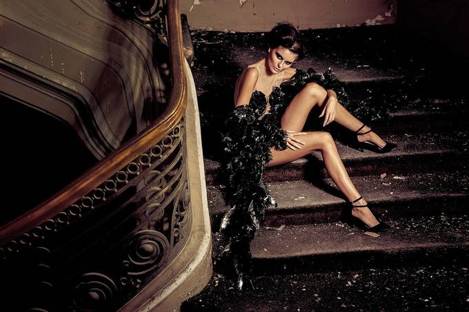 Bogdan Teodorov - editorial fashion by BogdanTeodorov - Layers and Composition Photo Contest