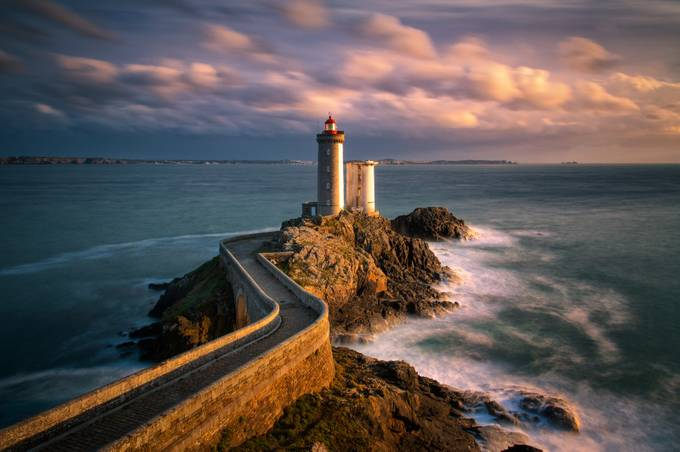 The Lighthouse by Denis09 - Tripod Required Photo Contest