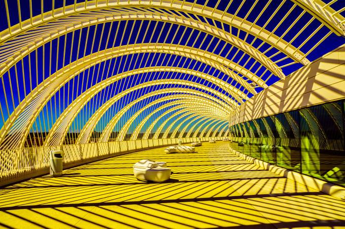 Tunnel Vision by Studio19 - Twisted Lines Photo Contest