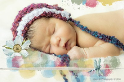 A Pillow of Colors - Sweet Dreams Little One