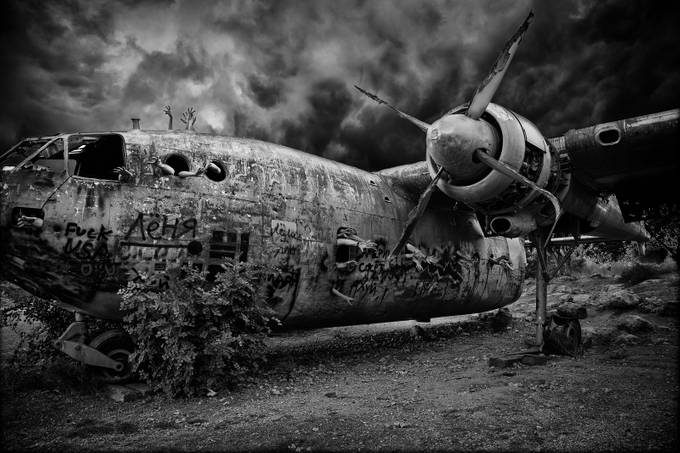 The flight of the damned by TomerE - Aircraft Photo Contest