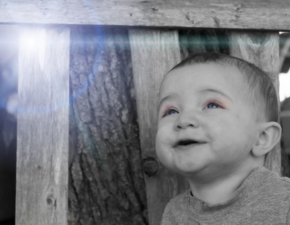 baby photo 2