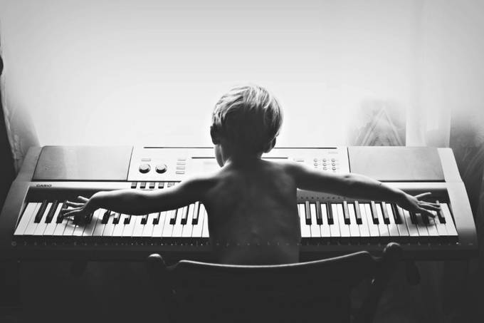 The Pianist by kapuschinsky