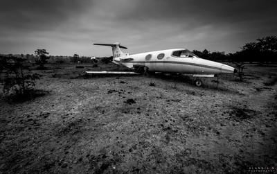 Retired Learjet