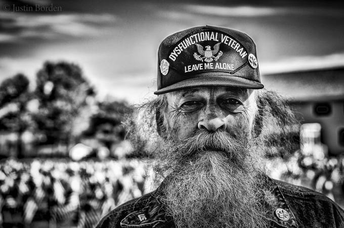 Roy by justinborden - People In Black And White Photo Contest