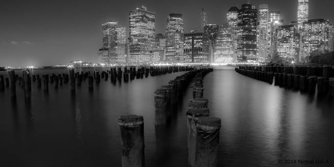 Pier 12 by NirmalGiri - Tripod Required Photo Contest