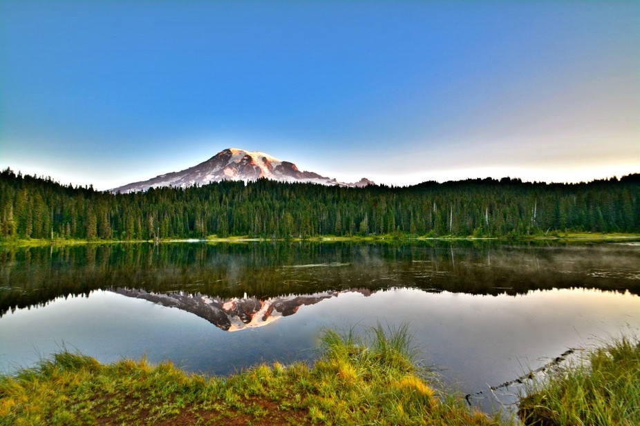 ReflectionLakeHDR