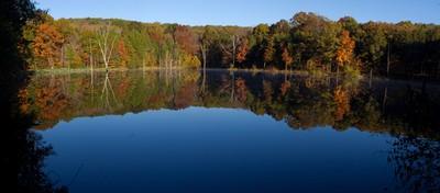Panorama of a Lake