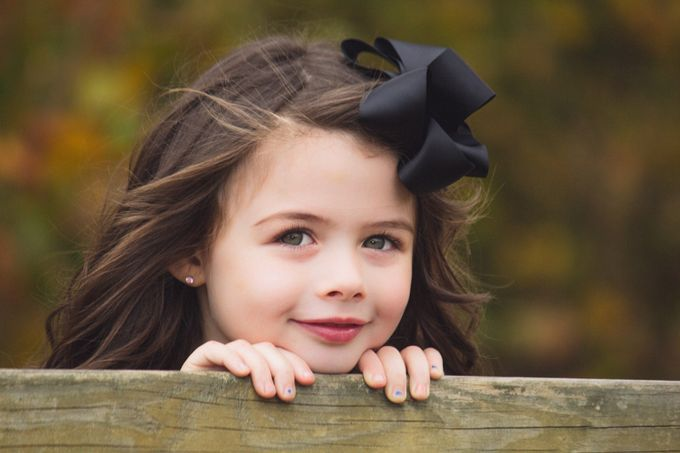 Rylie steals the show by kathyallison - Smize Photo Contest