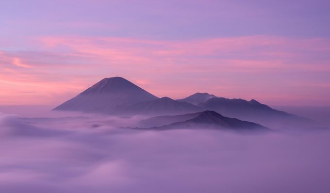 Mt Bromo by timpryce