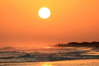 Sunrise Sahil