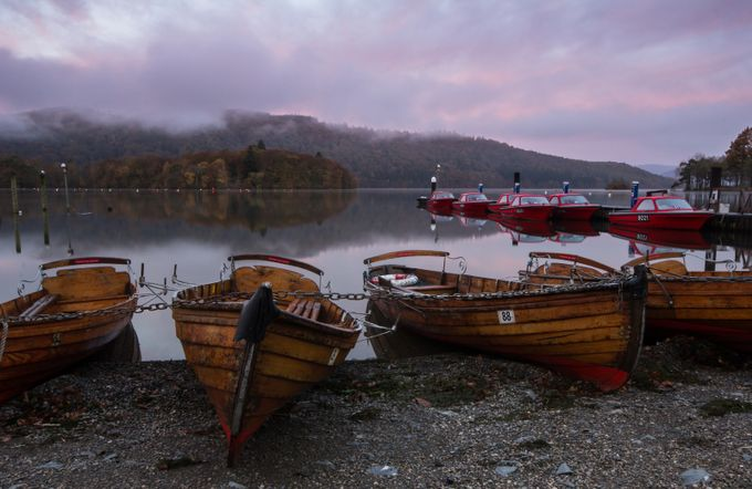 Windermere Boats at Dawn by jaybirmingham - Fstoppers Volume 5 Photo Contest