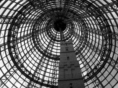 Shot Factory Dome - BW