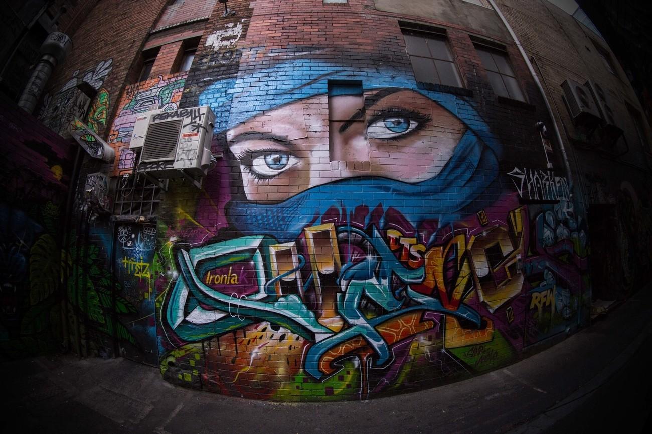 Street Art Photo Contest Winner