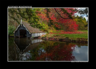 Scotney Boathouse
