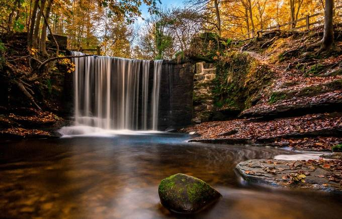 Nant Mill by garrykennedy - Below My Knees Photo Contest